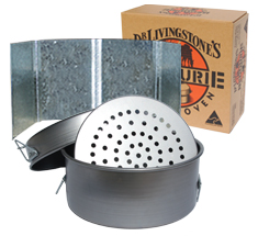 Bedourie-Oven-10-with-Trivet-&-Shield